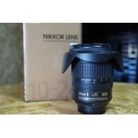 Nikon DX AF-S Nikkor 10-24mm f3.5-4.5G ED