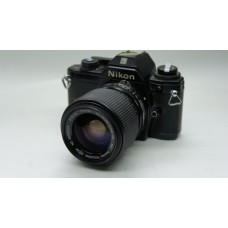 Nikon EM 35mm SLR Film Camera  Vivitar 35-70mm Lens