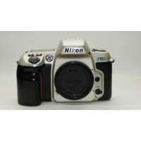 Nikon F60 35mm SLR Film Camera Body Only