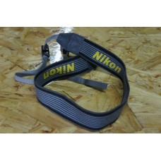 Nikon Strap yellow black gray