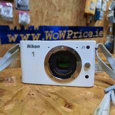 Nikon 1 J1 10.1MP Digital Camera (Body only)