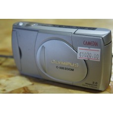 Olympus C-220 Zoom Camedia 2.0MP Digital Camera