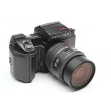 Pentax SFXn 28-80mm SLR 35mm Film Camera