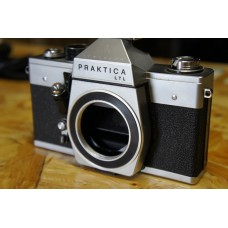 Used Praktica LTL camera