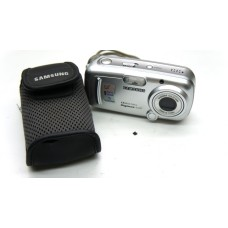 SAMSUNG DIGIMAX A400 4MP DIGITAL CAMERA