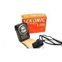 Sekonic Auto Range L-216 Light Meter