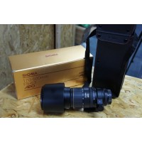 Used: Sigma APO Aspherical 170-500mm F5-6.3 AF for Nikon