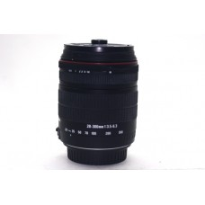 Sigma 28-300mm f3.5-6.3 AF Macro Lens For Canon