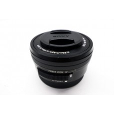 Sony 16-50mm f/3.5-5.6 PZ OSS E-Mount Lens