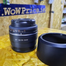 Sony SAL35F18 DT 35mm F1.8 SAM Lens For A-Mount
