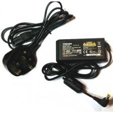 38511 Genuine Toshiba ADPV16A 12v DC 2A Plug