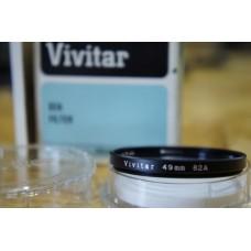 Vivita 82A Filter 49mm