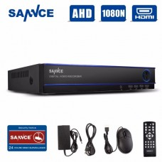 DVR SANNCE 16CH HDMI DVR 720P CCTV Home Security Digital Video Recorder 1TB