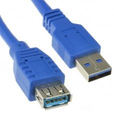 4853 USB 3.0 Extension Cable Type A Male to Female 3m