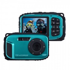 Waterproof Camera Camcorder 2.7 inches 16MP