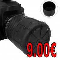 Protector Silicone Lens Cover For DSLR Lenses Waterproof