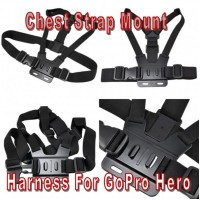 Chest Strap Mount Harness For GoPro Hero