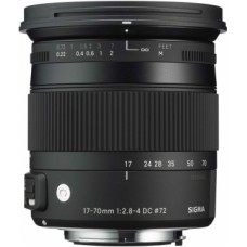 Sigma Contemporary 17-70mm f/2.8-4 DC Macro OS HSM C for Canon