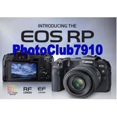 2019 Canon EOS RP