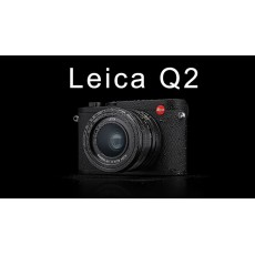 #Leica Q2 Black Full Frame Compact Camera Review