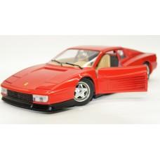 1/18 Bburago 1984 Ferrari Testarossa