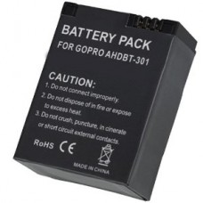 AHDBT-301  Battery for GoPro