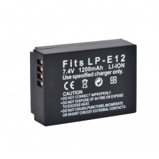Canon LP-E12 Battery for Canon