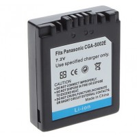 Panasonic CGA-S002E Battery for Panasonic