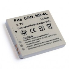 Canon NB-4L Battery for Canon