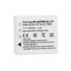 NP-40 Battery for Kodak, Fuji, Pentax, Samsung,