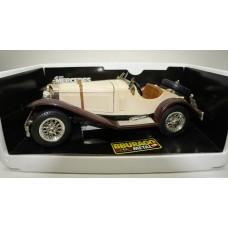 1/18 Bburago 1928 Mercedes Benz SSK co3009