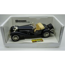 1/18 Bburago 1936 Mercedes Benz 500K Roadster cod3020