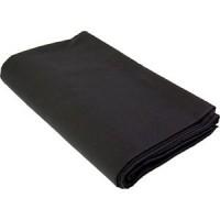 31611 3m x 6m Background Cotton Muslin Black
