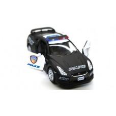 2009 Nissan GT-R R35 (Police) KT5340P Kinsmart
