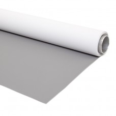 2m x 3m White+Grey Photographic Background Vinyl DUO