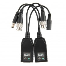 PVD Balun Transceivers UTP RJ45 for CCTV Cameras