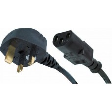 3m UK PLUG to IEC CABLE