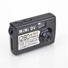 Portable Mini Camera Black Mini DV DVR