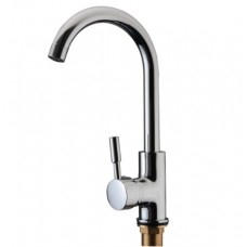 36643 360 Degree Kitchen Faucets Curved Mixer Water Tap 39x21x7cm