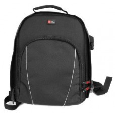 Duragadget Black Padded DSLR Camera Bag