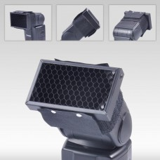 Portable Honeycomb Grid for Speedlight