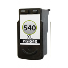 PG540XL Black  Ink Cartridge For Canon PIXMA MG3550 MG3650