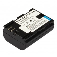 Canon LP-E6 LP-E6N LP-E6+ Battery  for Canon