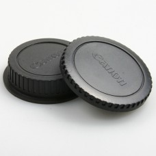 Camera Canon Body Cap and Rear Lens Cap