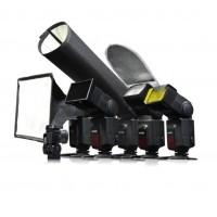 SA-K6 Flash Speedlite Kit 6 in1