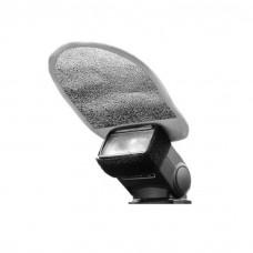18351 14 x 17cm Mini White Sliver Reflector