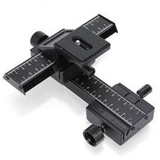 20423 4-Way Macro Focusing Slider for SLR Camera Tripod Bracket