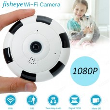 1080P 360 degree View Mini Security CCTV IP camera