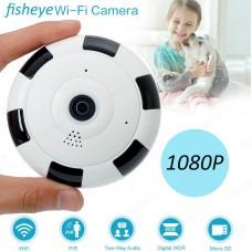 1080P 360 degree View Mini Security CCTV IP camera