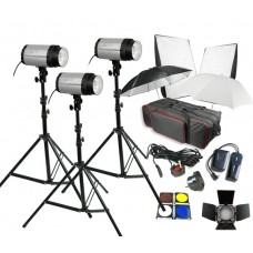 750w Photography Light Studio Flash Strobe